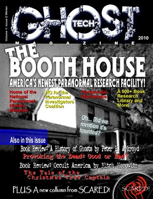 GHOST TECH MAGAZINE ISSUE 2