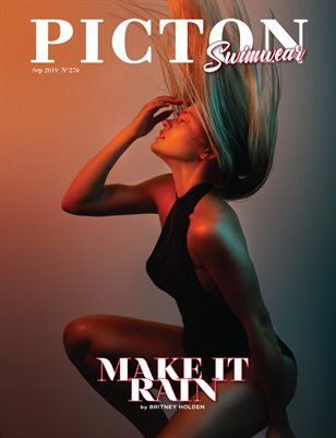 Picton Magazine SEPTEMBER  2019 N270 Swimwear Cover 3
