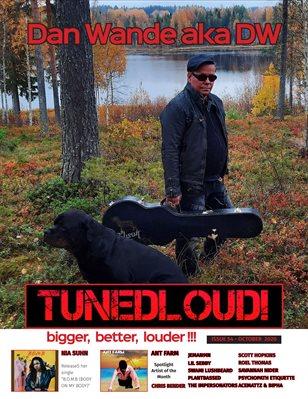 TunedLoud Magazine October 2020