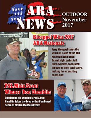 ARA Nationals Oct 2017