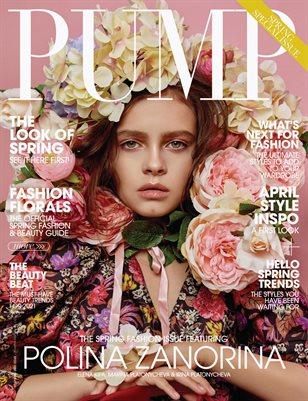 PUMP Magazine | The Spring Forward Edition | Vol.1