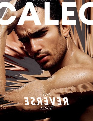 CALEO MAGAZINE The Reverse Issue feat. André Costa