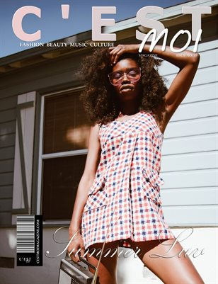 C'est Moi Magazine Issue Thirty Five