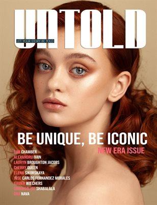 Untold Magazine \ Issue 55