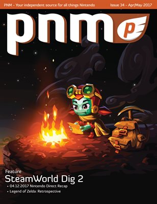 Pure Nintendo Magazine (PNM) Issue 34