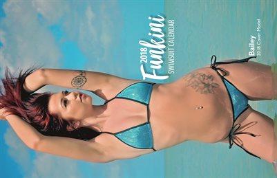 2018 Funkini Swimsuit Calendar