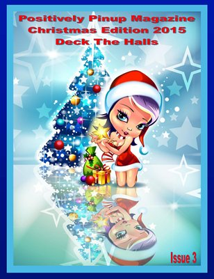 Deck the halls Christmas 2014 - Positively Pinup Magazine
