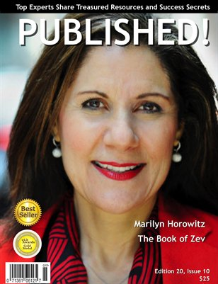 PUBLISHED! featuring Professor Marilyn Horowitz