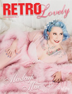 Old Hollywood Volume No.2 – Madcap Mae Cover