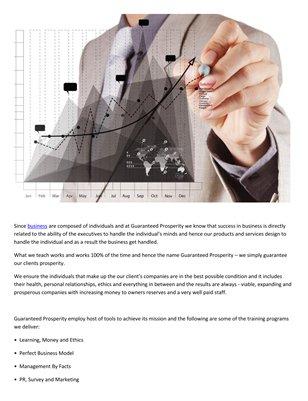 Meir Ezra - Guaranteed prosperity for business