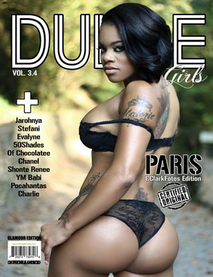 Dulce Girls Magazine Volume 3.4