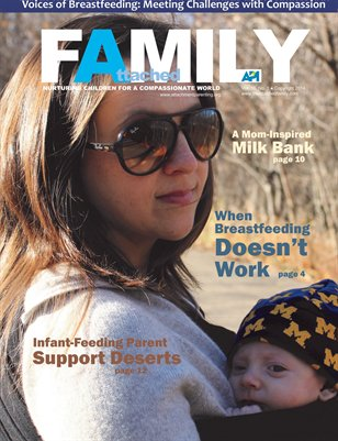 Attached Family Issue 2014: Breastfeeding Challenges