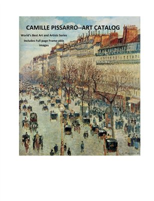 World's Best Art and Artists:Camille Pissarro