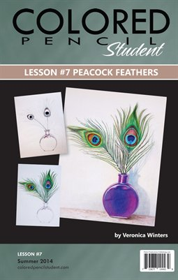 Lesson #7 Peacock Feathers