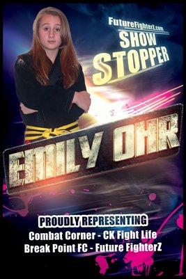 Emily Ohr Superstar Poster