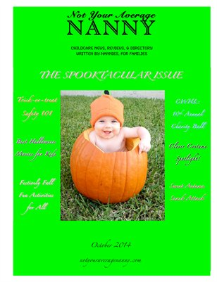 NYAN Magazine: The Spooktacular Issue