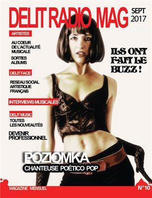 Delit Radio Mag N°10