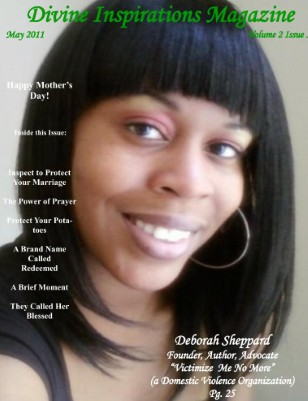 Divine Inspirations Magazine May 2011