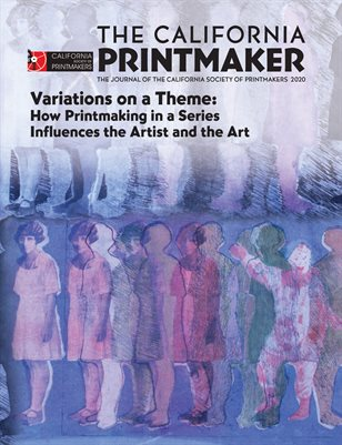 2020 California Society of Printmakers Journal, Variations on a Theme