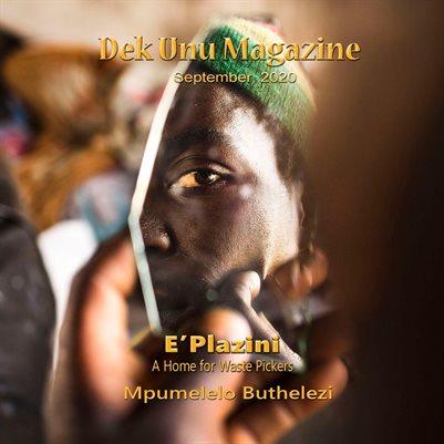 Dek Unu Magazine - Mpumelelo Buthelezi