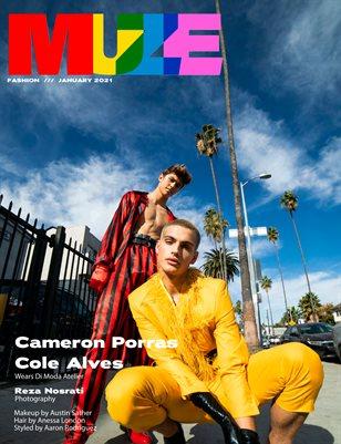 Cameron Porras & Cole Alves