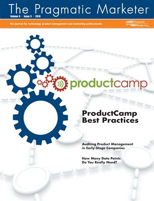 The Pragmatic Marketer Volume 8 Issue 3
