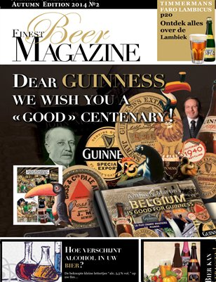 Finest Beer Magazine n°2 - NL