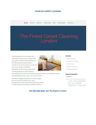 Charles Carpet Cleaning