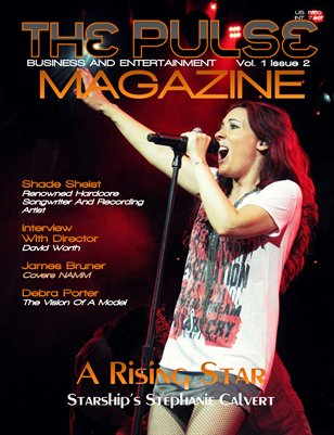 The Pulse Magazine issue 2 volume 1 March 2014