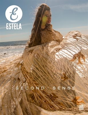 Estela Magazine: Second Sense SS19 Issue