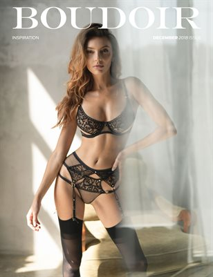 Boudoir Inspiration December 2018 Issue