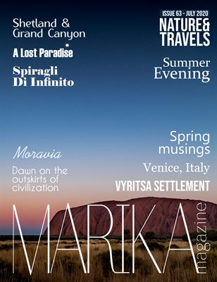 MARIKA MAGAZINE NATURE & TRAVELS (July - issue 63)