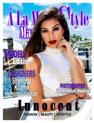 À La Mode Style Magazine - INNOCENT