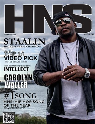 HNS SUMMER ISSUE 2013 - ARTIST