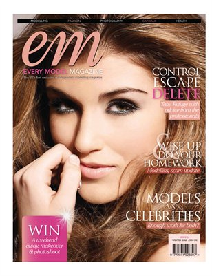 EM Magazine past and present
