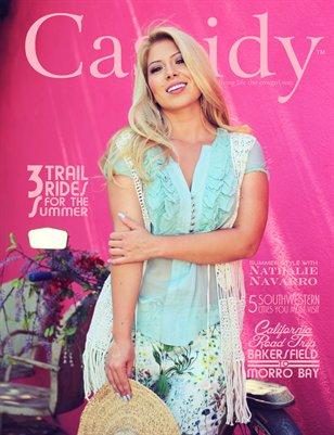 Cassidy Magazine Summer 2016