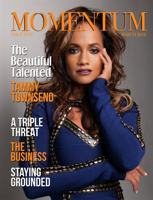 Momentum Mag 4 Page - Tammy Townsend