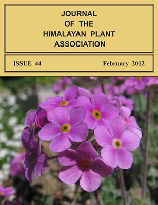 Himalayan Plant Journal  Issue 44