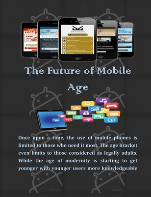 The Future of Mobile Age