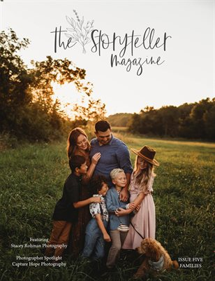 The Storyteller Magazine Issue Five- Families