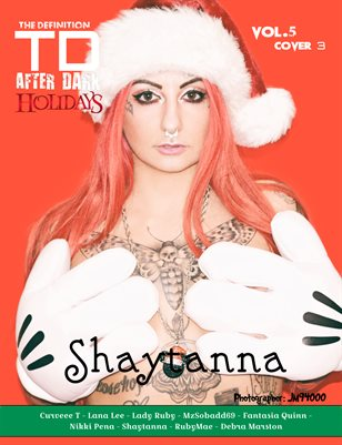 TDMAfter Dark Shaytanna Xmas Vol5 cover3