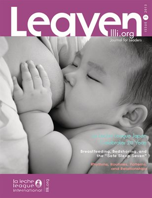 Leaven Issue 3 2013