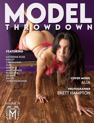 Model Throwdown 79 Alia