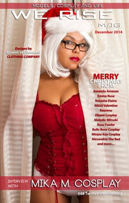 We Rise Mag 2014 Christmas Edition Issue#48