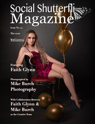 Issue No. 15 - Balloons - Social Shutterfli Magazine