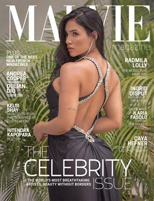 MALVIE Mag The Celebrity ISSUE Vol. 04 October 2020
