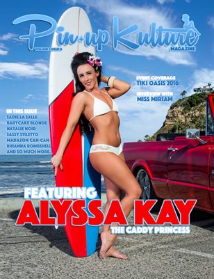 Pinup Kulture Magazine Volume 2, Issue 8