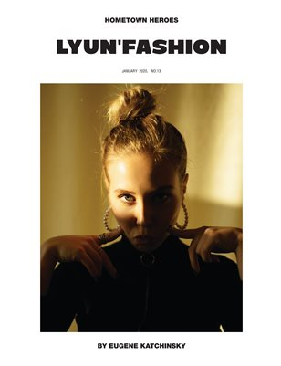 LYUN ISSUE No.13 (VOL No.5) C1