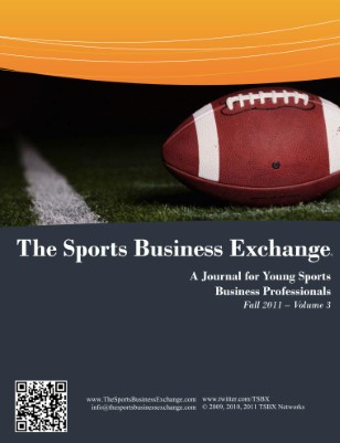 TSBX Fall 2011 Issue