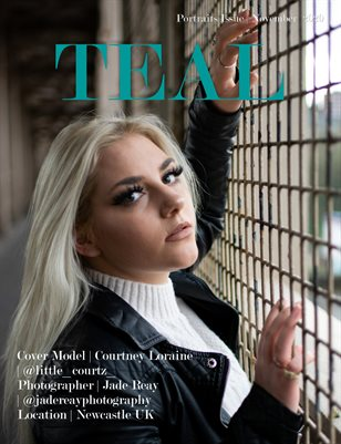 Teal Magazine Portraits Issue 2